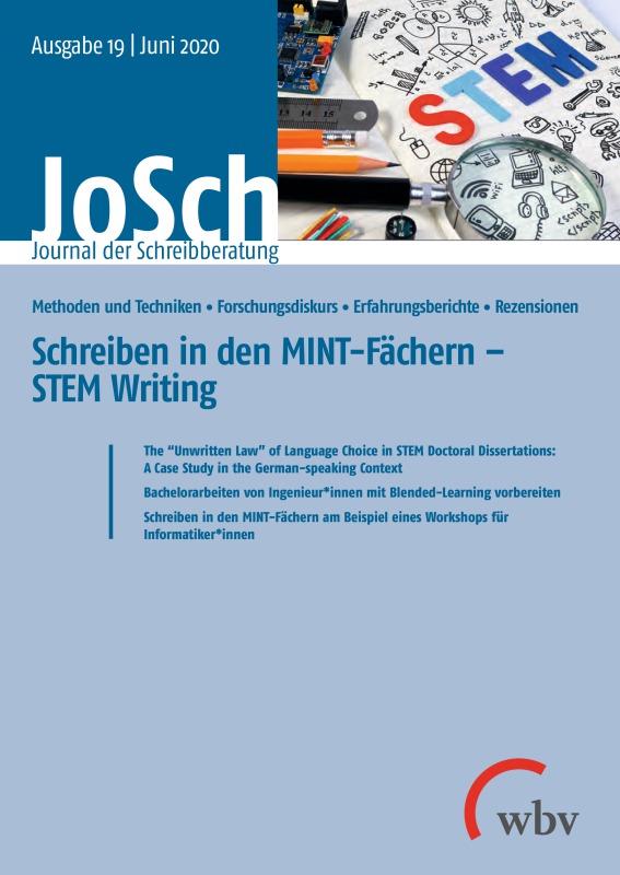 Journal der Schreibberatung: Freud-voller beraten!?