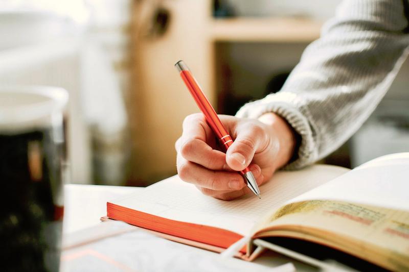 Deine perfekte Schreibroutine