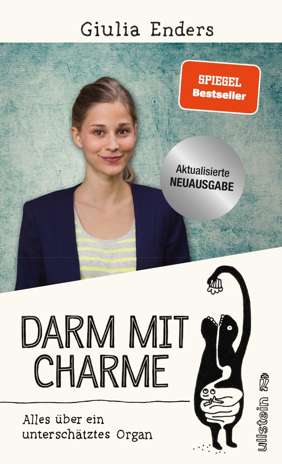 Buchcover Darm mit Charme